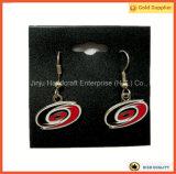 Formzusatzgerät Dekoration-Silber-Ohrring (JINJU16-94)
