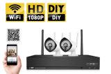 ホーム使用のための防水無線WiFi Secuirty IPのカメラキット