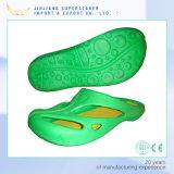 Chaussures légères d'entrave d'EVA de poussoirs d'entrave de qualité