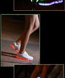 2016 جديد أسلوب نمو يشعل أحذية [لد] فوق رقص بالغ أحذية مع ضوء