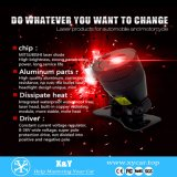 新製品のオートバイは12V LEDのフォグランプ/霧のランプ/自動車運転ライトレーザーを分ける