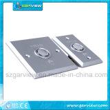 De Schakelaar van de Drukknop van de Uitgang van het aluminium zonder Output /Nc voor Magnetisch Slot
