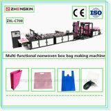 Fabricante não tecido automático do saco da forma (ZXL-C700)