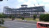 Мост стальной структуры большой пяди, фабрика, пакгауз, здание, сарай, здания ангара