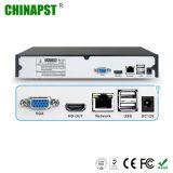 2016熱い販売H. 264 8 CHデジタルのビデオレコーダーCCTV DVR (PST-NVR008)