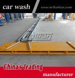 China-Qualitätsautomatisches Tunnel-Auto-Wäsche-System mit Pinseln und Trockner