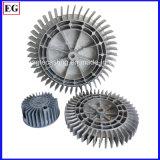 L'alta precisione di OEM/ODM di alluminio il rotore del motore delle pressofusioni