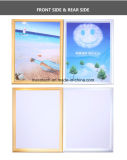 Cadre simple à un cadran LED Slim Light Box Porte-affiche Porte-affiche