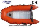 Barca di fiume con il pavimento di alluminio (FWS-M230)