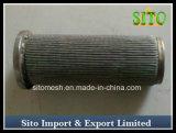 Filtre tissé de treillis métallique de tamis/de treillis métallique d'acier inoxydable