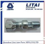 Qualität für Nissan-Rad-Schraube M22*1.5/M24*1.5*102---Linke Seite