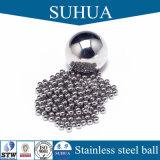 1.3m m 304 bolas de acero inoxidables de la categoría alimenticia
