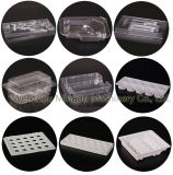 機械を形作る自動プラスチック使い捨て可能な皿か版