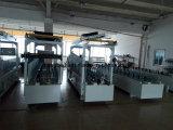 El acero hizo la embaladora certificada TUV fría de la carpintería de la marca de fábrica de Mingde del pegamento