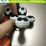 Игрушка фокуса оптового обтекателя втулки непоседы руки EDC сплава металла футбола высокоскоростная