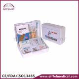 Medizinischer Haus-Ausgangsarbeitsplatz-Emergency Faust-Hilfsmittel-Kasten