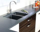 Folha de superfície contínua acrílica para a vaidade do quarto do banho da bancada da cozinha