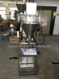 Enchimento do pó/máquina enchimento semiautomáticos do pó com balanço