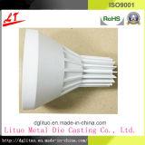 La lega di alluminio il corpo dell'alloggiamento di illuminazione della pressofusione LED