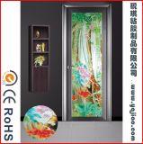 Cortina de porta de filme de proteção de PVC macio com tratamento UV