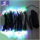 Lumière solaire de chaîne de caractères de Noël chaud DEL de vente
