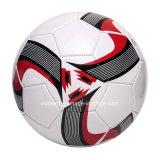 Самый дешевый размер 5 PVC 2.0mm выдвиженческий футбол 4 3