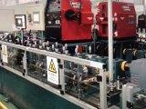 Comflex車の排気管の溶接線