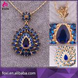 De hete Juwelen van de Juwelen van de Manier 18k Goud Gevulde Afrikaanse Bruids die voor Huwelijk worden geplaatst