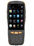 Terminale tenuto in mano di posizione dello scanner mobile del codice a barre 4G del Android 5.1 (PDA3503)