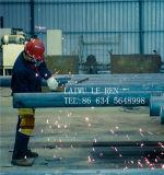 Scm440 4130 4140 4150 42CrMo B7 B16 Barra redonda de aço laminado a quente para parafusos