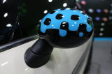 Vivid Blue Style Substituição Side Mirror Cover for Mini Cooper