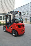 Nova série Un Forklift de um LPG de 2.0 toneladas com motor de Nissan