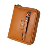 Signora d'avanguardia Wallet/borsa di piccola dimensione della ragazza del cuoio genuino
