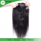 Parrucche diritte dei capelli umani della parrucca 100% della parte anteriore del merletto di Yaki dei capelli brasiliani