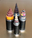 450/750V 2 кабель системы управления PVC сердечников 0.75mm2 1mm2 2.5mm2 4mm2 6mm2