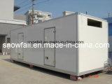 섬유유리에 의하여 냉장되는 트럭 바디 상자