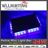 LEIDENE van de waarschuwing MiniLightbars 24W