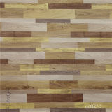 Documento decorativo del grano di legno laminato della pavimentazione
