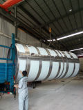 600L 61の縦の発酵タンク