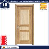 Approvisionnement en bois solide composé de qualité de porte de stratifié d'intérieur de placage de PVC