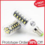4 bulbo de aluminio LED de la tarjeta de la capa SMD