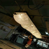 تصميم [إيوروبن] شبكيّة [لووبي] زخرفيّة سقف مصباح