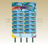 Preiswerte Wegwerfrasiermesser-Dreiergruppen-Schaufel, die Rasiermesser (SL-3035TL, rasiert)