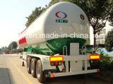 reboque do tanque do LPG dos eixos das vendas 25ton 3 do baixo preço 58500liters bom com pára-sol