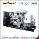Genset Diesel silencioso super 500kw com motor de Perkins