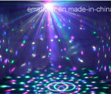 LED cristal Magic Ball lumière Six LED couleur Balle de scène Lumière Disco Light Party avec DMX512