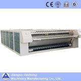 Máquina del lavadero/plancha calentada al vapor eléctrica, plancha industrial