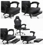 Form Entwurf PU-Spiel-Büro-Stuhl-stützender Spiel-Büro-Stuhl