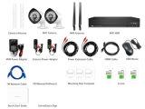 Kits sin hilos de la cámara del IP 66 impermeables Secuirty para el uso casero
