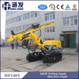 Легко для того чтобы привестись в действие машину шахты Crawler Hf140y Drilling